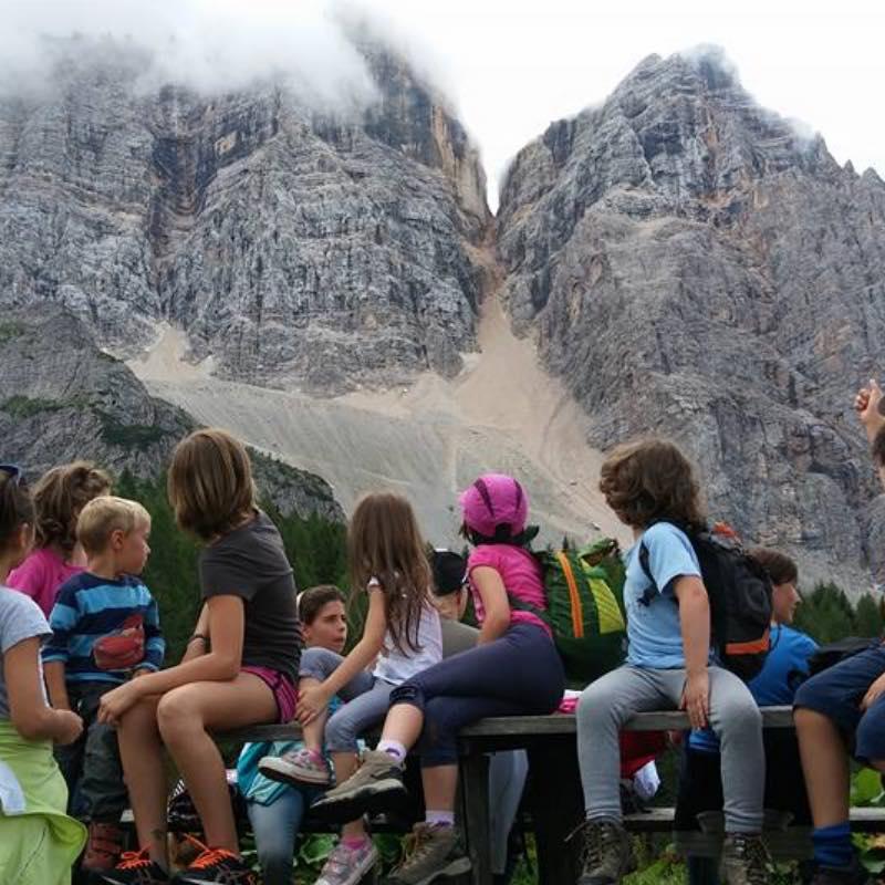 Belluno città dei bambini - Dolomiti in fiaba